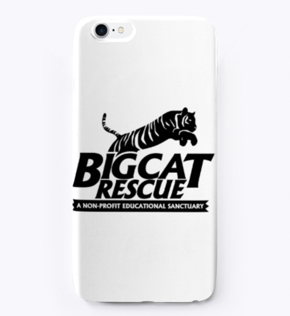 Big Cat Rescue Logo Products From Bigcatrescue Teespring