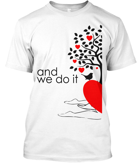 a9d64e970 from Cool Valentine Tee Shirts. Funny Valentine Couple Matching T Shirts  White T-Shirt Front