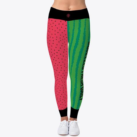 Jiu Jitsu Watermelon Squeeze   Spats Standard T-Shirt Front