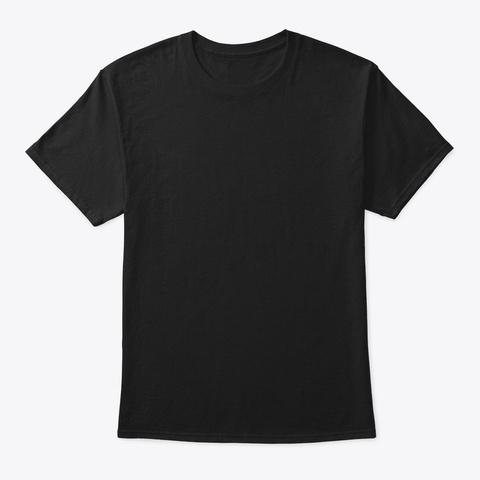 Vintage Us Flag Fishing Lover Black T-Shirt Front