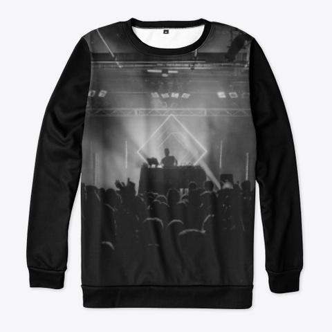 Sweatshirt: Live Show Black T-Shirt Front