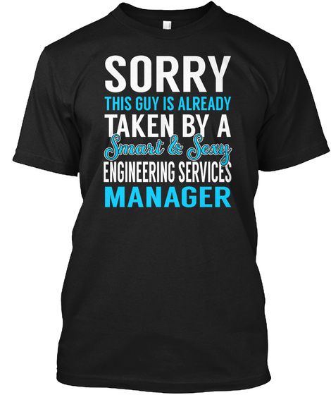 Engineering Services Manager LongSleeve Tee