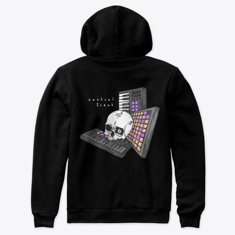 Vanitas Black T-Shirt Back