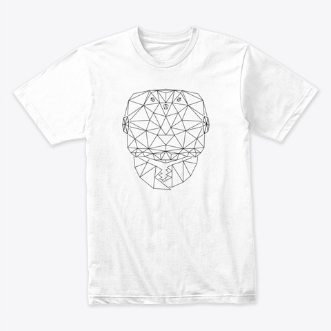 Queen Of The Harvest (Light) White T-Shirt Front