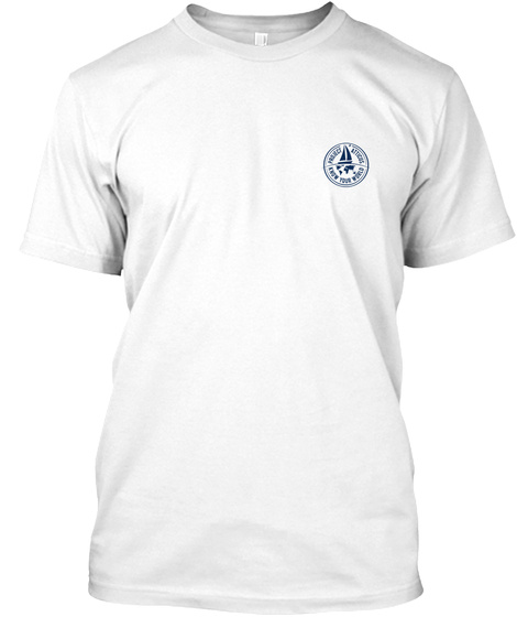 Atticus Crew   Allied Seawind 30 White T-Shirt Front