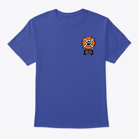 Salty Crew Deep Royal T-Shirt Front