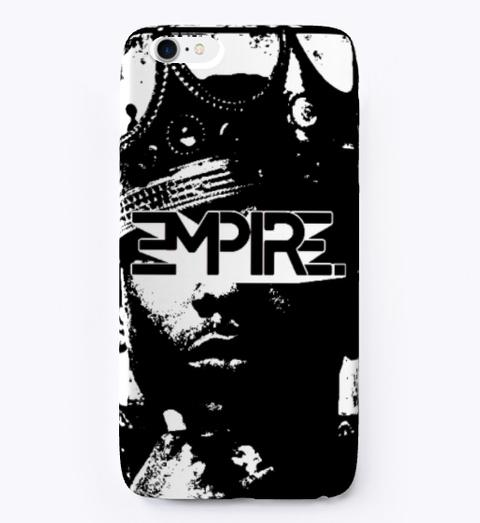 """King"" Design Empire. Phone Case Standard T-Shirt Front"