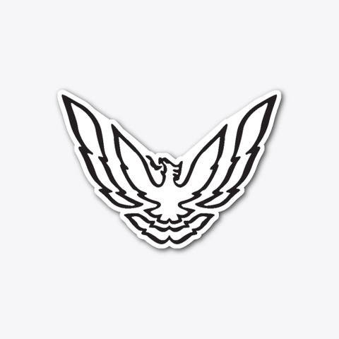 Firebird Trans Am Decal Standard T-Shirt Front