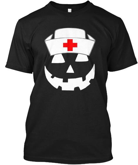 9d67652e Halloween Pumpkin Nurse Funny Products from Nurse Halloween T-Shirt ...