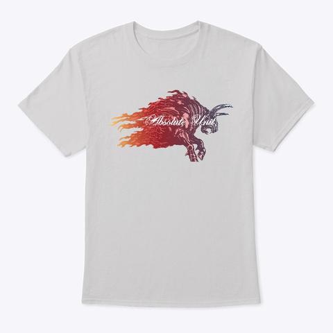 Absolute Unit Beastmen Light Steel T-Shirt Front