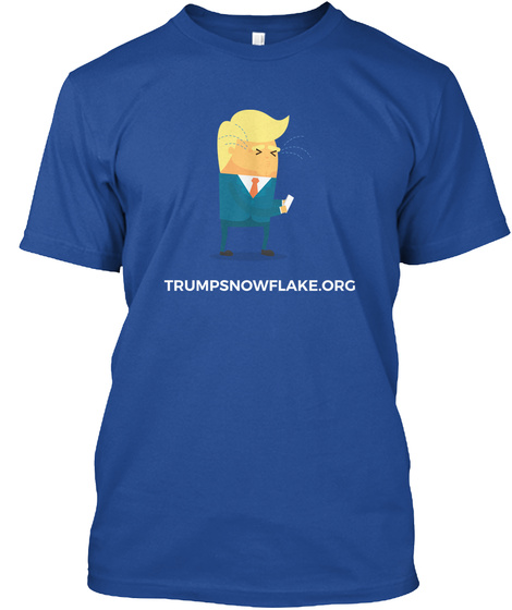 Trump's Twitter Time  Deep Royal Kaos Front