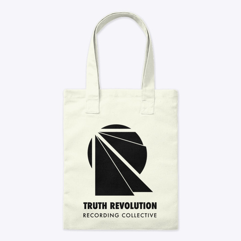 Trrc Tote Bag Natural T-Shirt Front