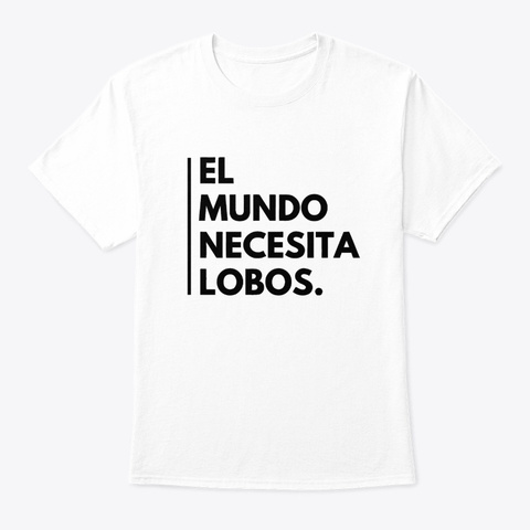Lobo Week 2020 Spanish Shirt