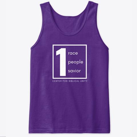Cfbu Promo Items Purple T-Shirt Front