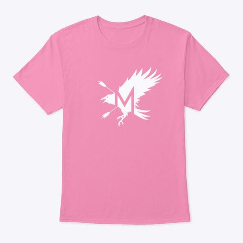 Pink Charlie Madison Teeshirt Pink T-Shirt Front
