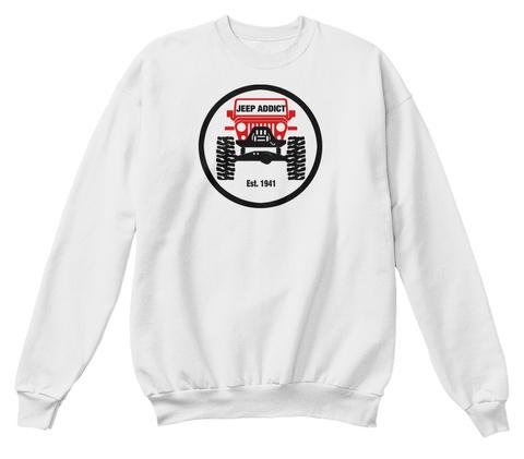 Jeep Addict SIGNATURE Collection SweatShirt
