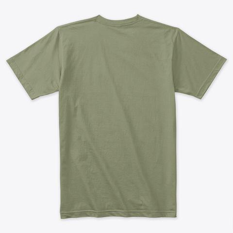 Columbus Day   Columbus T Shirts For Men Light Olive T-Shirt Back