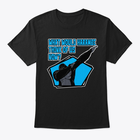 King Of 2016 Black T-Shirt Front