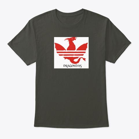 Dragondas Smoke Gray T-Shirt Front