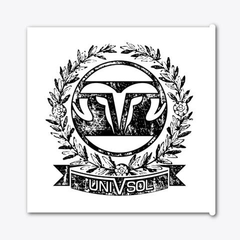 Uni V Sol | Mc    Laurels Standard T-Shirt Front