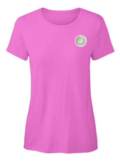 Feminines T Shirt Mit Perle Azalea Damen T-Shirt Front