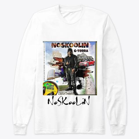 No S Koo Li N Merch (Pack) White T-Shirt Front