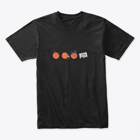 Water On Mars 🚀 #Sfsf Black T-Shirt Front