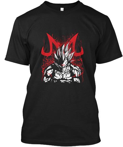 M Black T-Shirt Front