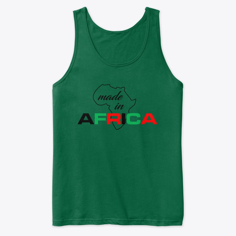 Made In Africa Kelly T-Shirt Front