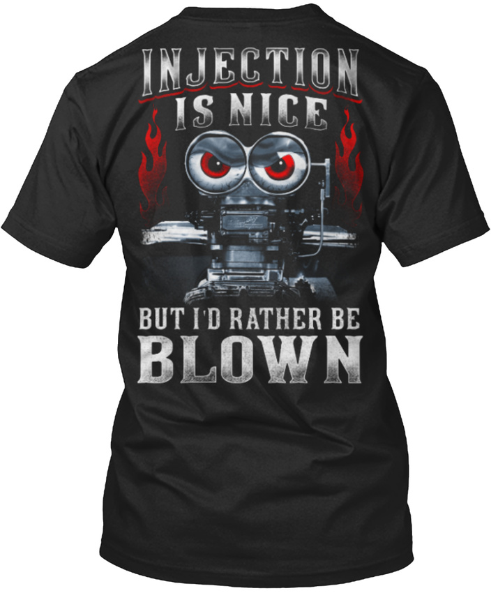 Stylish-Need-for-speed-Drag-Racing-Injection-Is-Nice-Standard-Unisex-T-Shirt