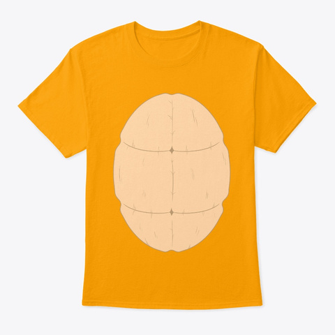 Natukat Belly And Tail Gold T-Shirt Front