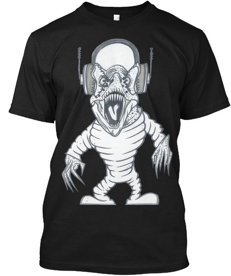 Jamie Madrox X Replicon Radio Limited Black T-Shirt Front