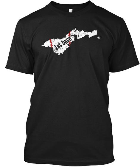 Youth Fast Pitch Softball 1st Base Unisex Tshirt