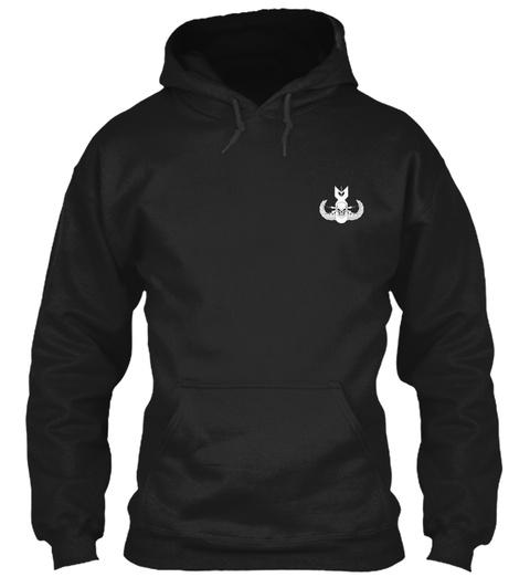 Explosive Ordnance Disposal Ltd Black T-Shirt Front