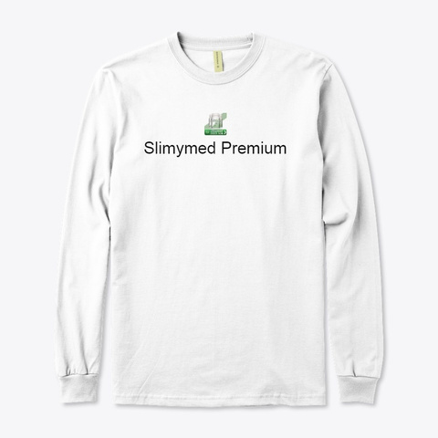 Slimymed Premium Diet Trial Review 2020 White T-Shirt Front