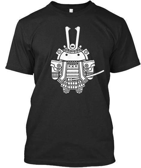 3 Black T-Shirt Front