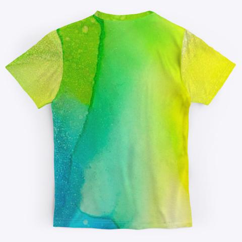 Citrus Blast Standard T-Shirt Back