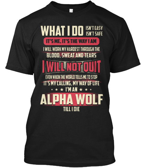 Wolves   Wolf   Native American Black T-Shirt Front