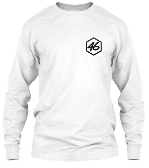 - 46 - white Unisex Tshirt
