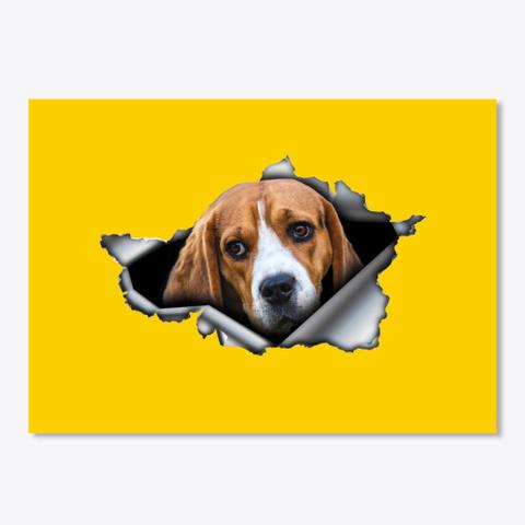 Beagle Mom Windshield Sticker Vinyl Auto Window beagles