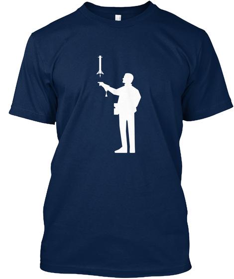 Falconer 2 Man [Int] #Sfsf Navy T-Shirt Front