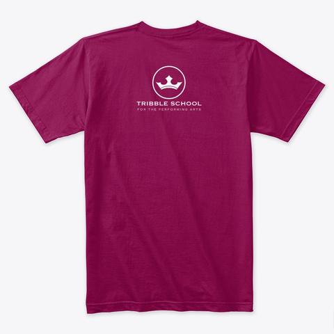 We've Got Magic To Do   Pippin Cardinal T-Shirt Back