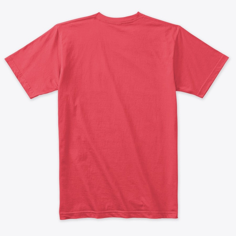 There Is Oil In The House Of The Wise Vintage Red T-Shirt Back