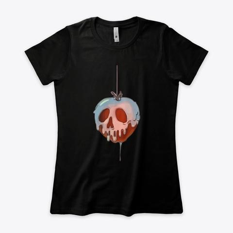 Poison Black T-Shirt Front