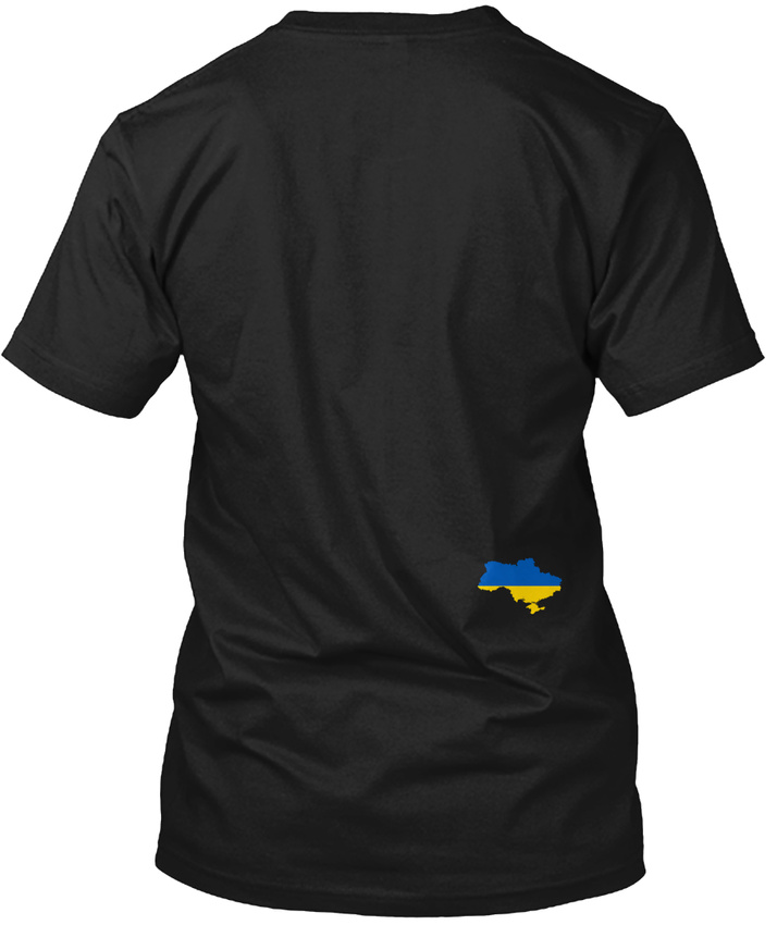 Im-Not-Yelling-Ukrainian-Hanes-Tagless-Tee-T-Shirt thumbnail 6