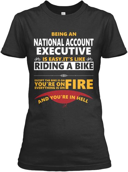 NATIONAL ACCOUNT EXECUTIVE SweatShirt