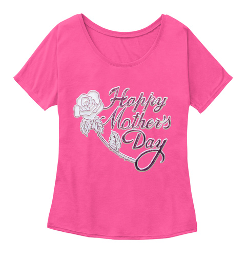 The Most Beautiful Mothers Day  Gift Berry  T-Shirt Front