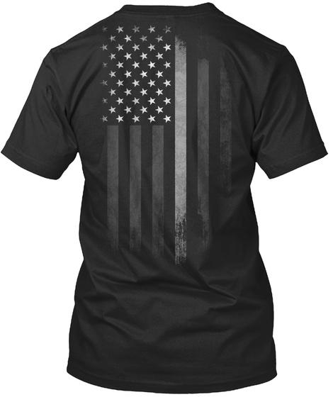 Oi Black T-Shirt Back