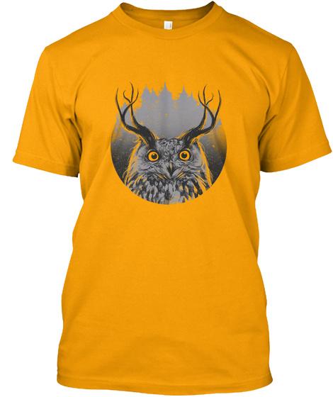 Majesty Gold Camiseta Front