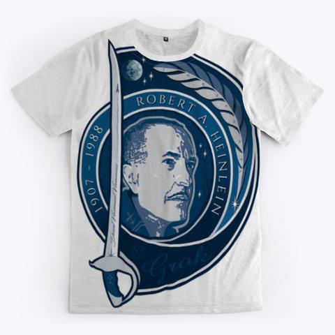 Heinlein Emblem  Standard T-Shirt Front